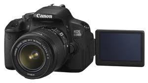 Canon 650D Camera