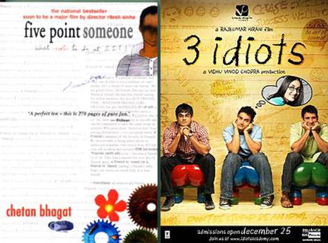Five Point Someone-3 Idiots