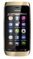 Nokia Asha 310 Golden