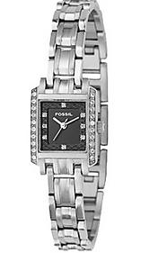 Fossil Analog Black Dial Watch ES2127