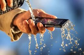 Sony Xperia Z Water Resistent