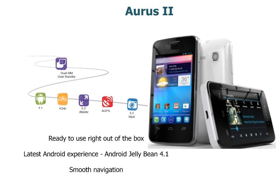 Aurus 2