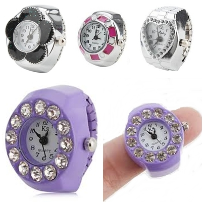 Ring Style Watch