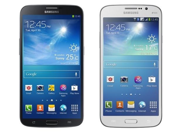 Samsung Galaxy Mega Series