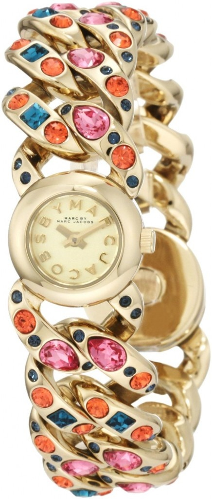 Small Amy Bracelet Watch by Marc Jacobs