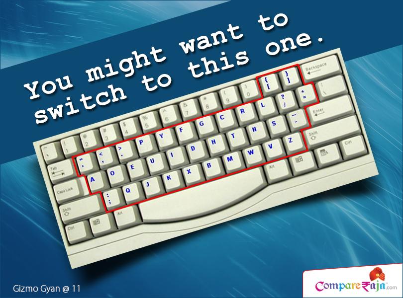 Dovark Keyboard