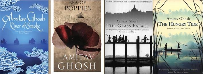 Amitav Gosh Books