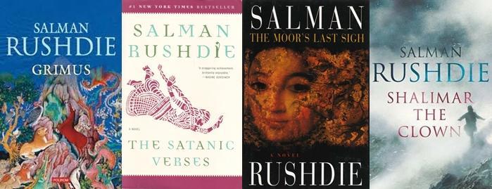 Salman Rushdie Books