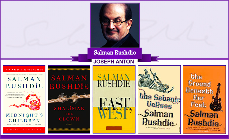 salmon rushdie essays