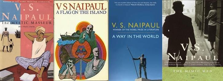 V.S. Naipul Books