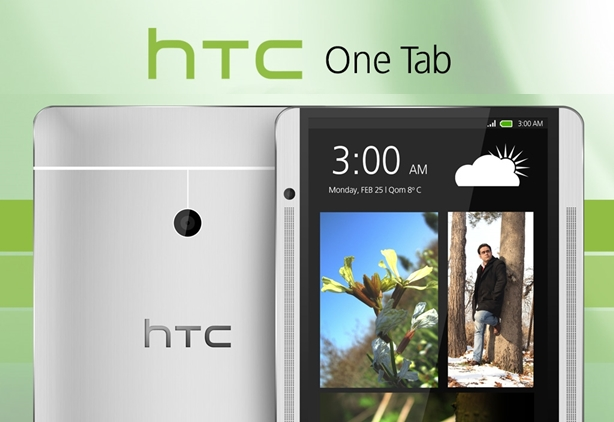 HTC One Tablet