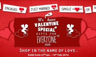 Celebrate with A Gift of Love with INDIATIMES SHOPPING