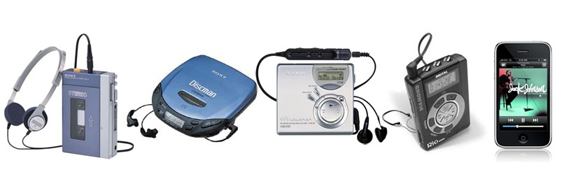 Portable-Music-Players