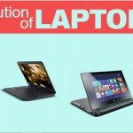 evolution of laptop