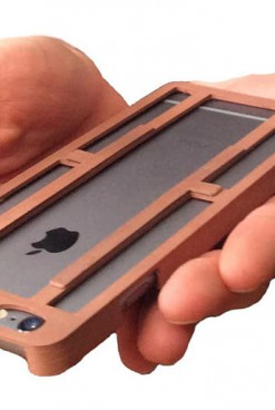 Get a Better Grip of your iPhone with this Smart Case