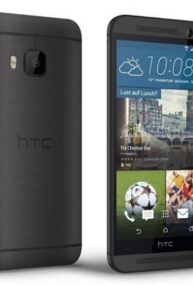 The New Flagship Smartphone HTC One M9 unveiled at MWC