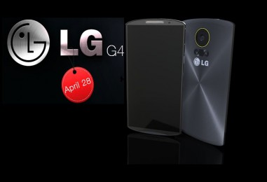 LG set to Unveil the all New G4 Smartphone on April 28