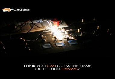 MICROMAX NEXT MODEL COMES WITH A 'SPARK'