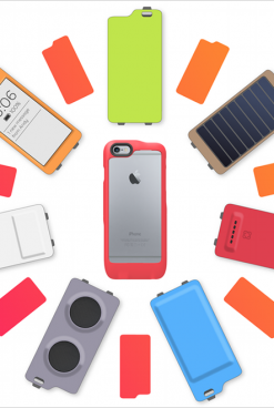 It's Modular, It's Smart, It's A Case…Its Moscase!