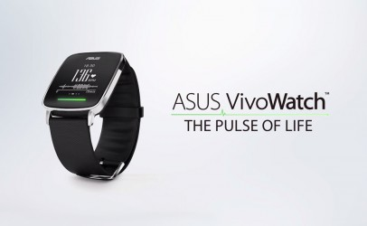 A 'HEALTHY' VIEW OF VIVOWATCH BY ASUS