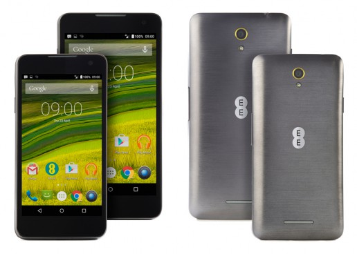 EE's Harrier Announced 2 New Affordable Smartphones