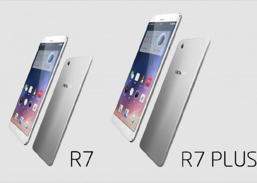 Oppo Aims to Compete With Apple and Samsung With Its New R7 and R7 Plus Models.