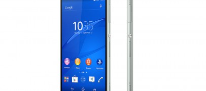 """XPERIA""NCE THE NEW SONY Z3"