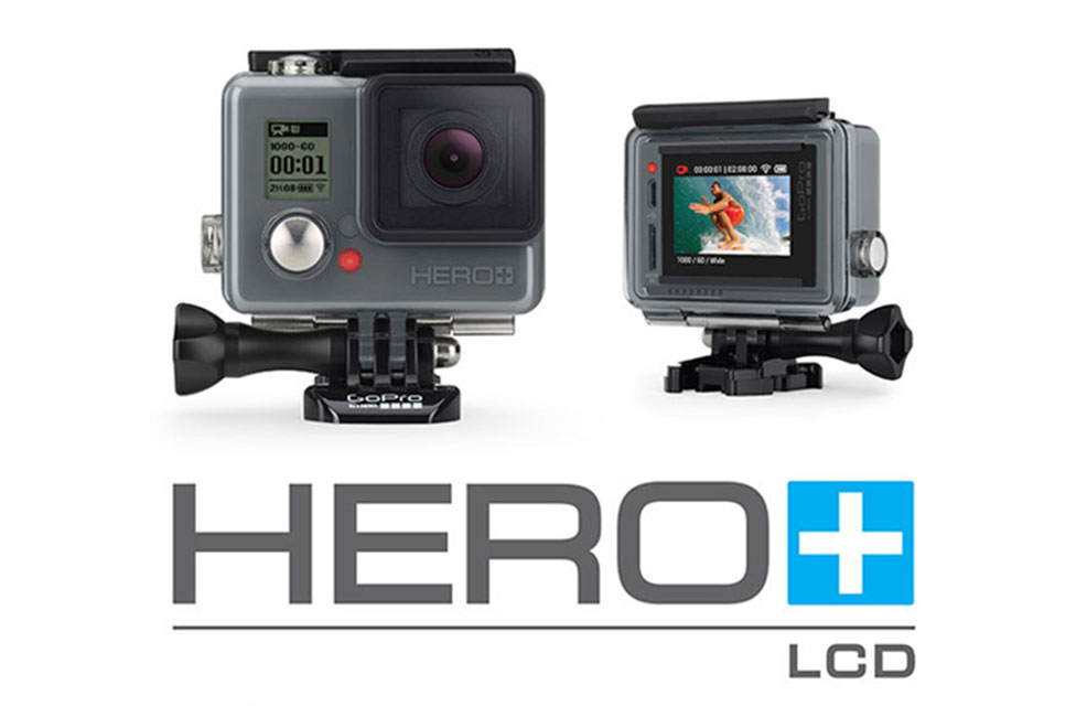 GoPro Hero Plus – Captures Epic Moments Of Your Adventure