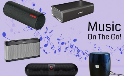 Top 5 Portable Bluetooth Speakers in India