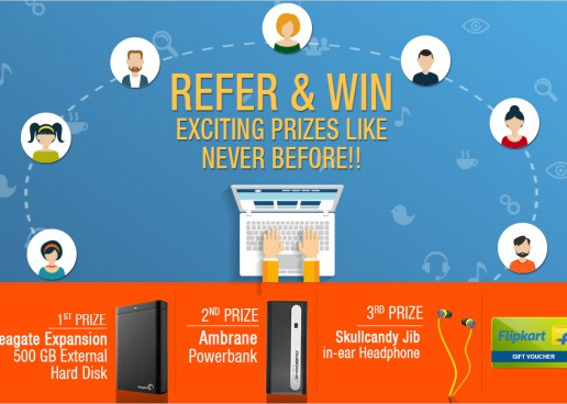YOU REFER, THEY ADD, & YOU WIN!