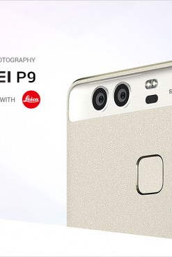 Huawei P9: The Best Smartphone To Reinvent Professional Photography