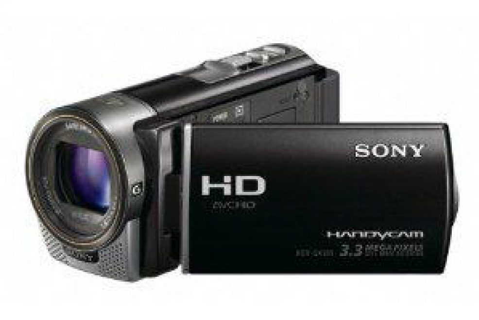 Sony Camcorder – Which One Should You Go For?