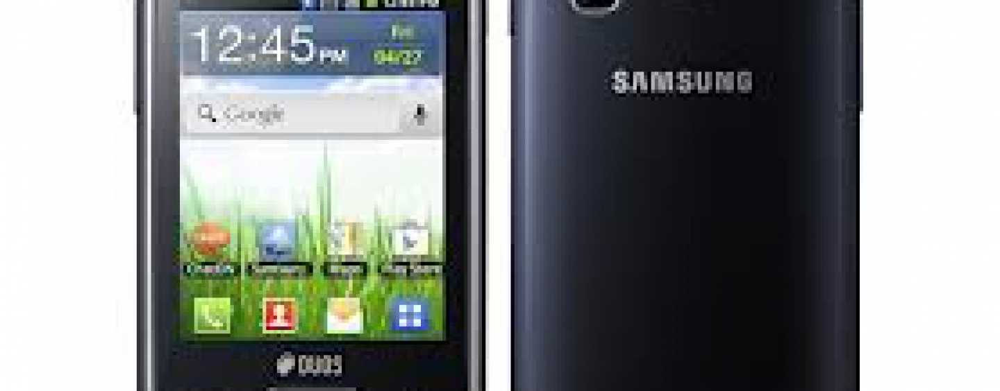 Two New Dual Sim Mobile Phones from Samsung