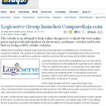 CompareRaja Makes News – Covered by Afaqs!, Leading Provider of News in Marketing and Advertising