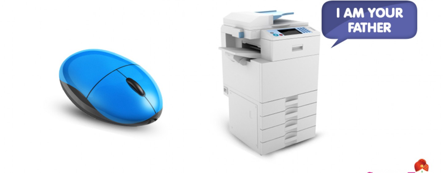 Xerox and Mouse Connection