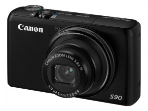 Canon Power Shot S90