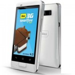 Idea Introduces Ivory – The Cheapest Android ICS Based Smartphone