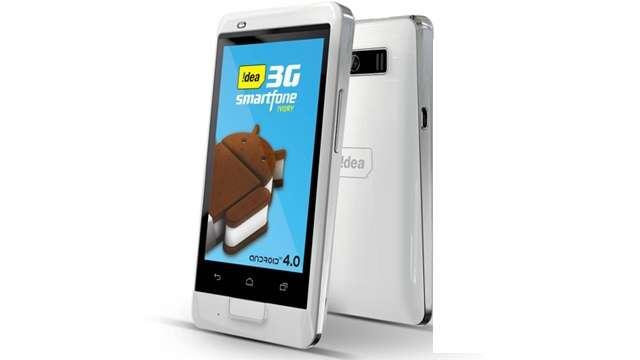Idea Ivory Smartphone