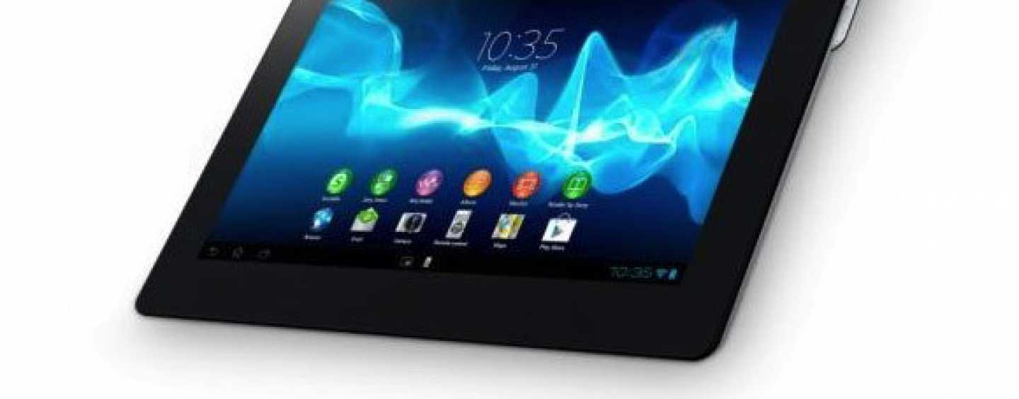 Sony Xperia Tablet Z – Coming Soon!