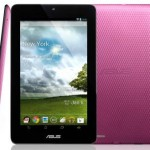 The All New 7-inch MeMO Pad from Asus