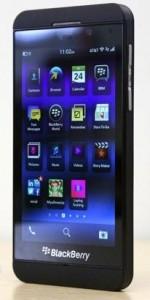 Blackberry Z10 Mobile