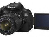 Canon's First Touchscreen DSLR – The Cannon 650D