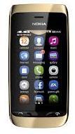 Nokia Asha 310 Golden