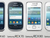 Samsung Rex Series – Low Budget Non-Android Phones Unveiled