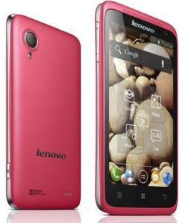 Lenovo S920 Smartphone