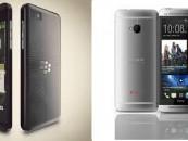 BlackBerry Z10 Vs HTC One. Who's The Winner?