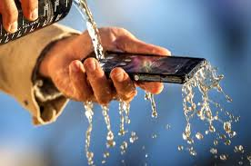 Sony Xperia Z Water Resistent