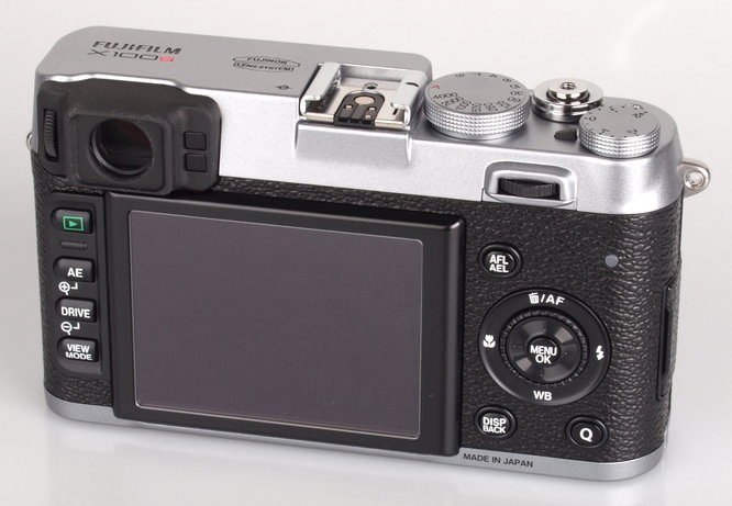 Fujifilm X110S Camera