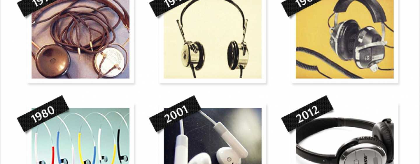Where Did The Headphones Come From? Know The Answer?