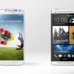 HTC One And Samsung Galaxy SIV Fight It Out To Be the Best